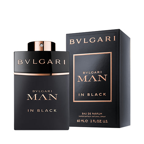 BVLGARI MAN IN BLACK EAU DE PARFUM SPRAY - 100ML