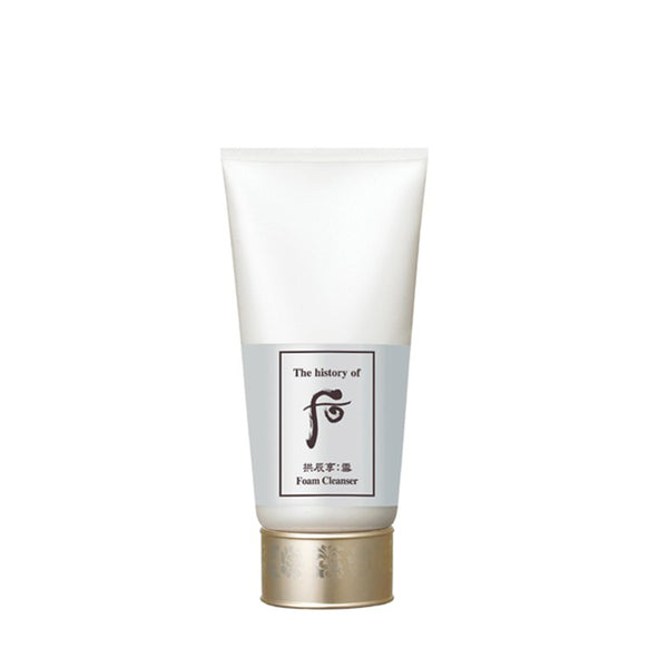 THE HISTORY OF WHOO Brightening Cleansing Foam 180ml