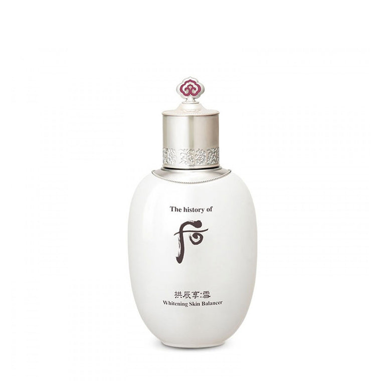 THE HISTORY OF WHOO Whitening Skin Balancer 130ml