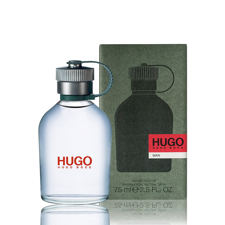 HUGO BOSS MAN EAU DE TOILETTE - 75ml