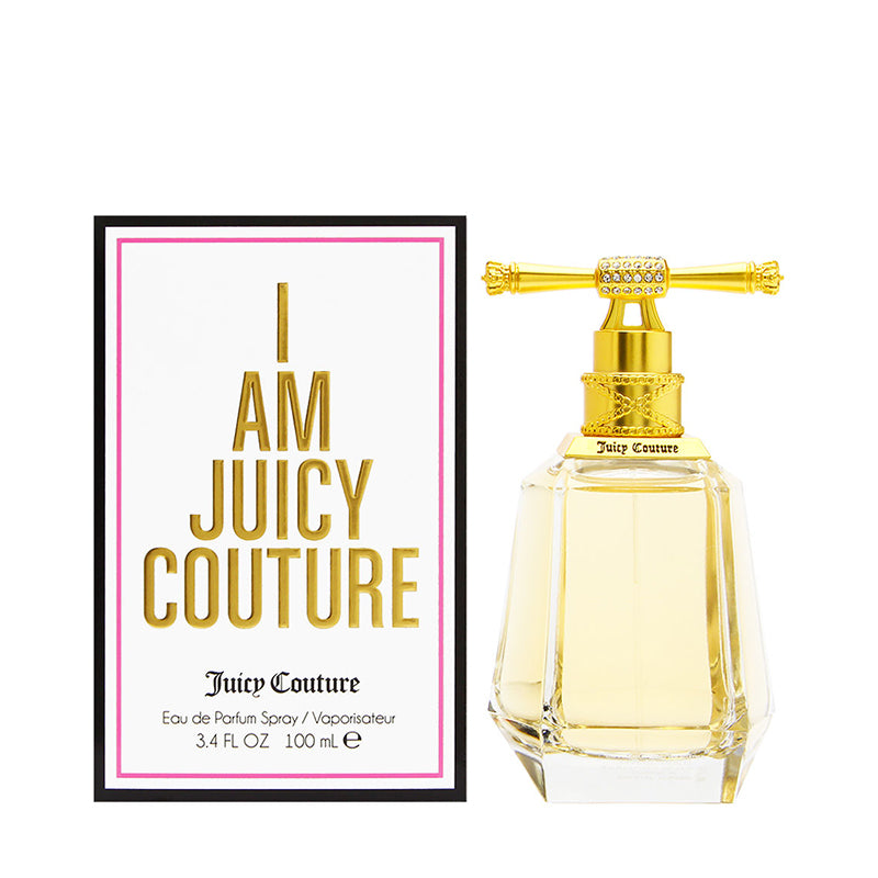 JUICY COUTURE I Am Juicy Couture Eau De Parfum 100ml