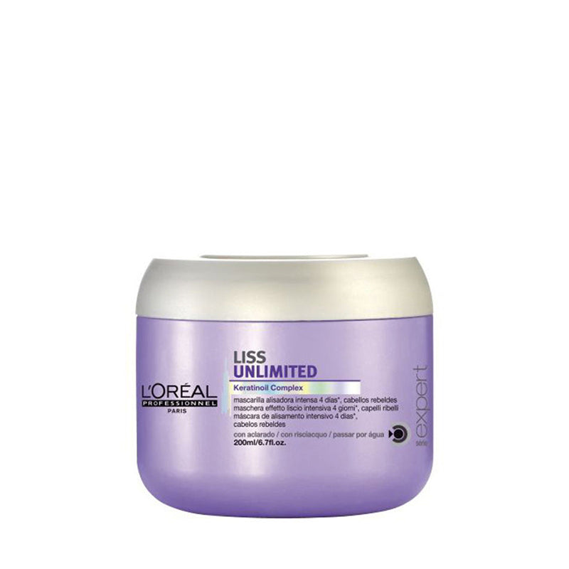 LOREAL SE Liss Unlimited Masque 200ml
