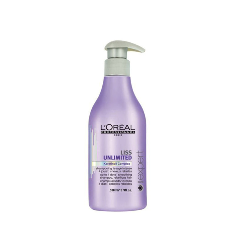 LOREAL SE Liss Unlimited Shampoo 500ml