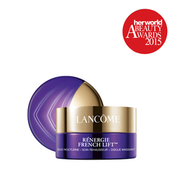 LANCOME Renergie French Lift Night Duo+Massage Disk 50ml