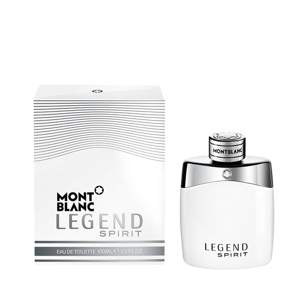 MONT BLANC Legend Spirit Eau De Toilette Natural Spray 100ml