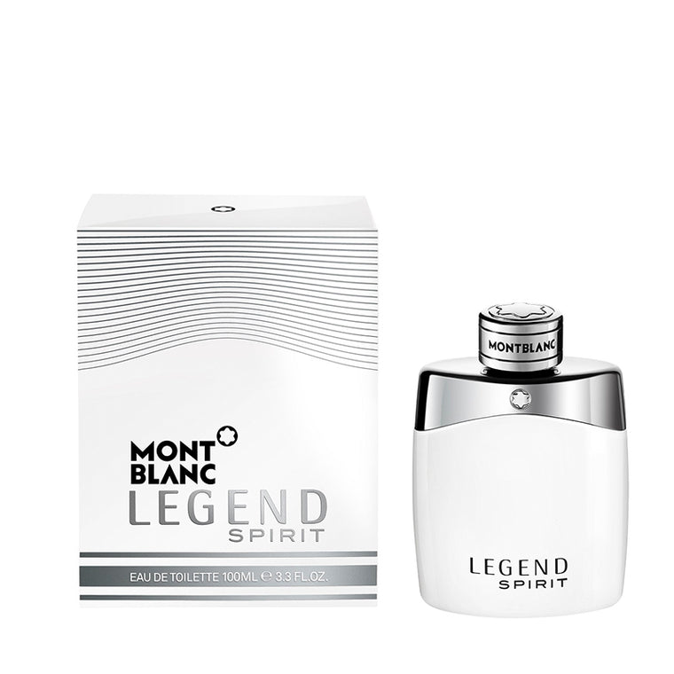 MONT BLANC Legend Spirit Eau De Toilette Natural Spray - 100ml