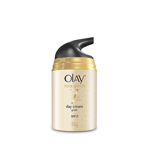 OLAY Total Effects Day Cream Gentle SPF15 - 50g