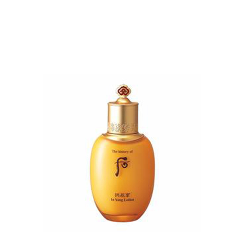 THE HISTORY OF WHOO Gongjinhyang Essential Nourishing Emulsion 110ml (In Yang Lotion)