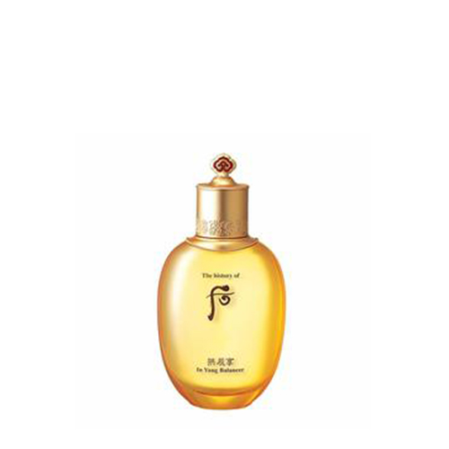 THE HISTORY OF WHOO Gongjinhyang Essential Moisturizing Balancer 150ml (In Yang Balancer)