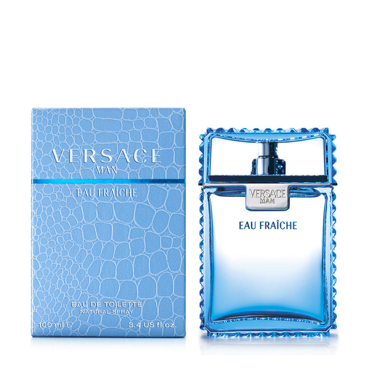 VERSACE Eau Fraiche Eau De Toilette Natural Spray 100ml