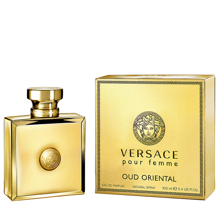VERSACE Pour Femme Oud Oriental Natural Spray - 100ml