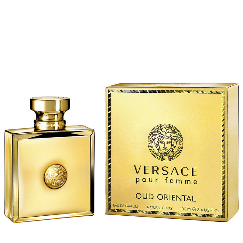 VERSACE Pour Femme Oud Oriental Natural Spray 100ml