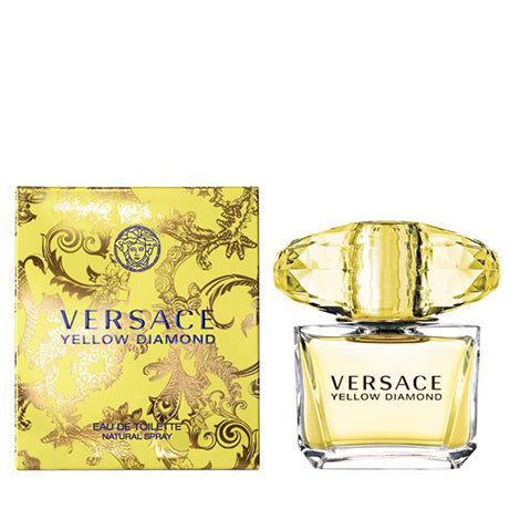 VERSACE Yellow Diamond Eau De Toilette Spray - 90ml