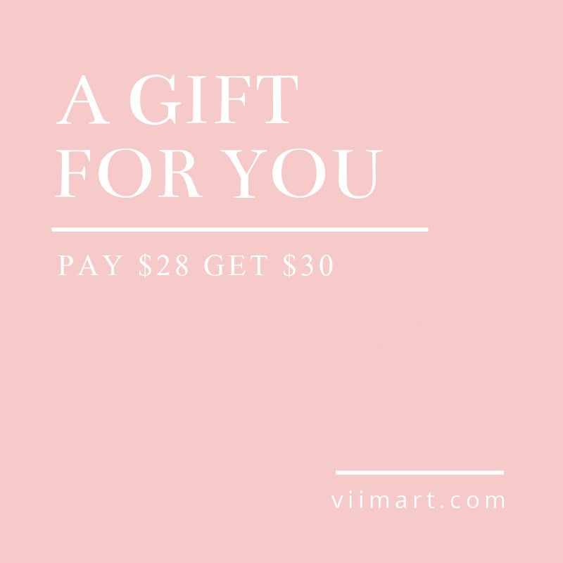A GIFT - FOR YOU Pay $28 get $30