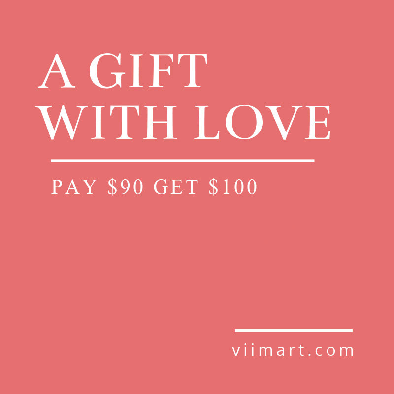 A GIFT - WITH LOVE Pay $90 get $100