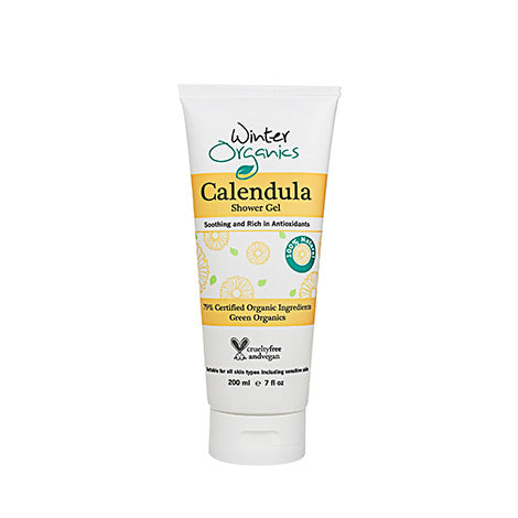 WINTER ORGANICS Calendula Shower Gel 200ml