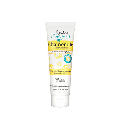 WINTER ORGANICS Chamomile Facial Cleanser 100ml
