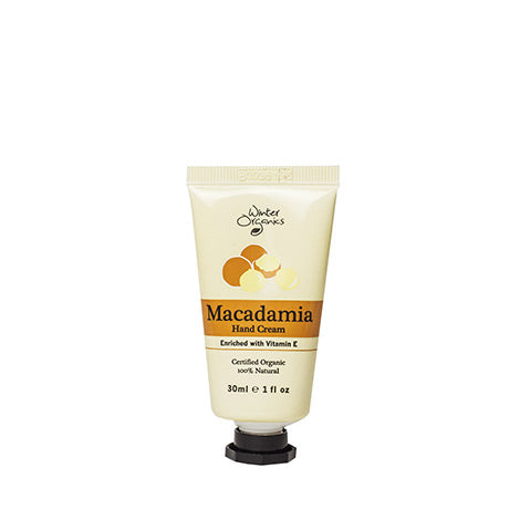 WINTER ORGANICS Macadamia Hand Cream 30ml