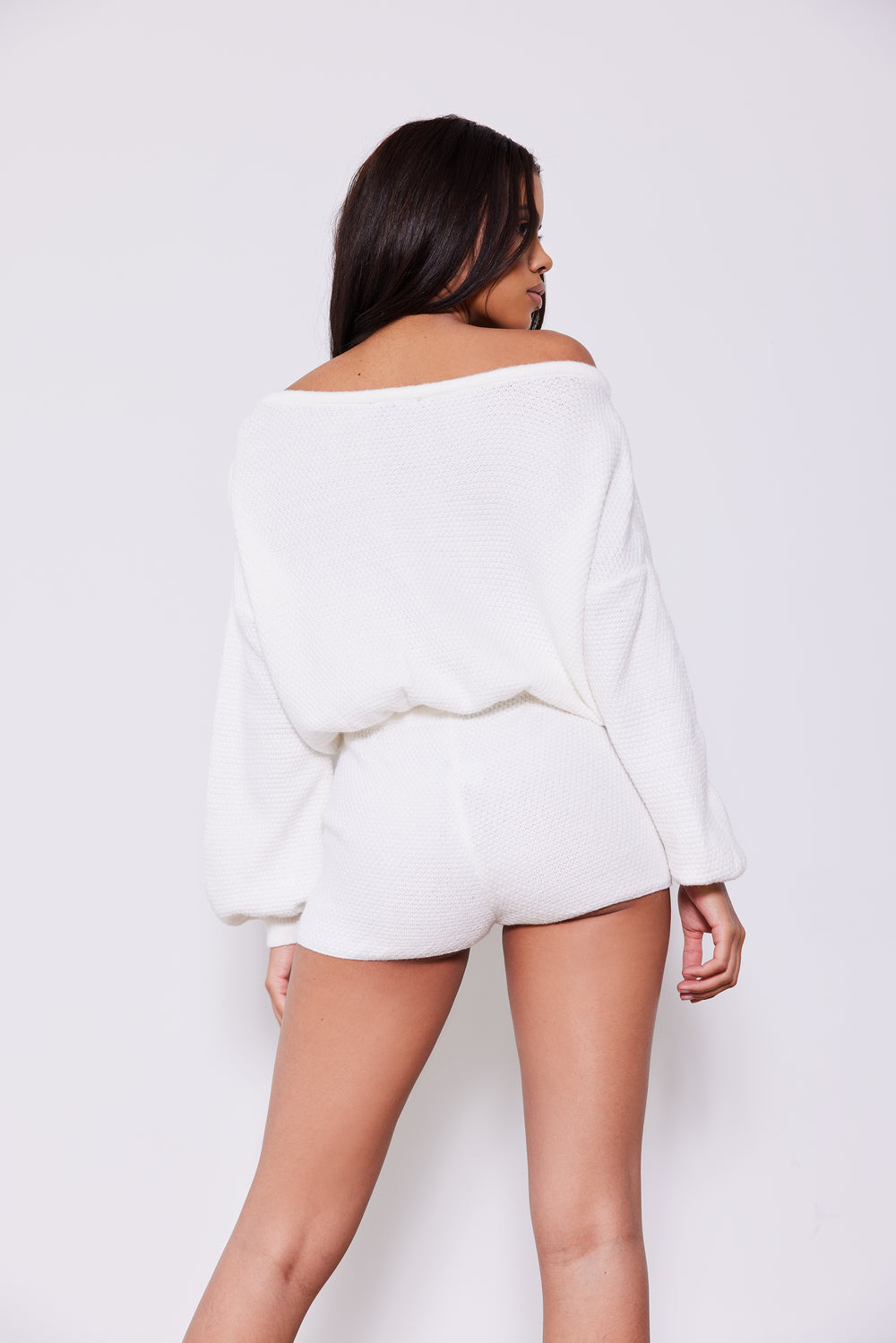 Something Sweet | Off-the-shoulder Romper