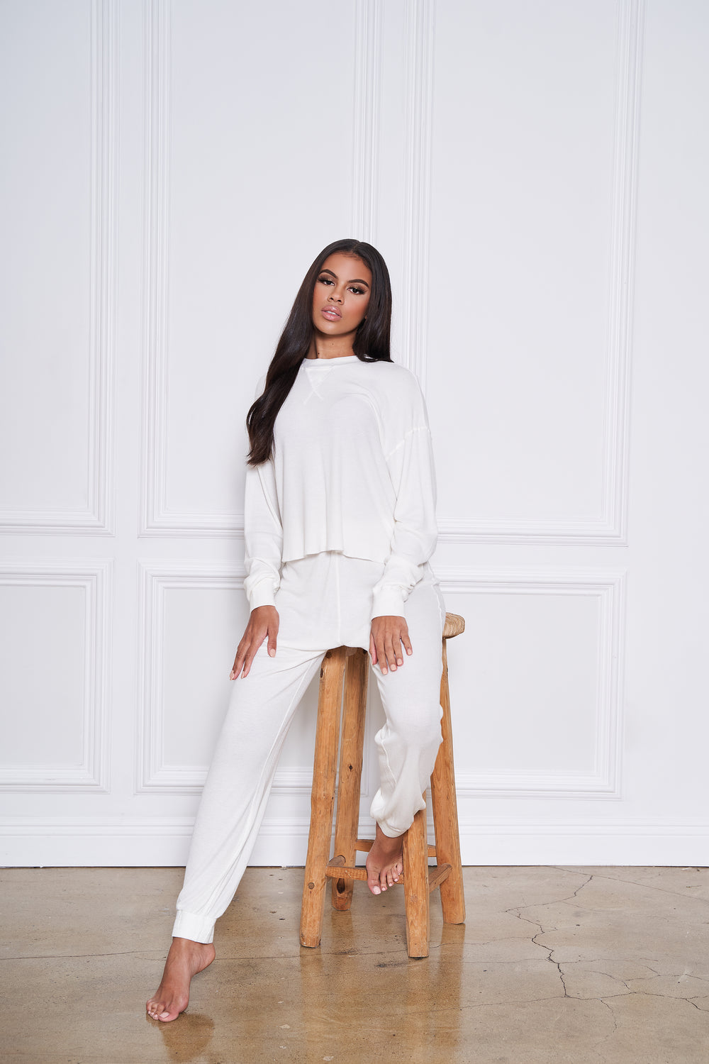 Lay Up  | Light Knit Thermal  Set