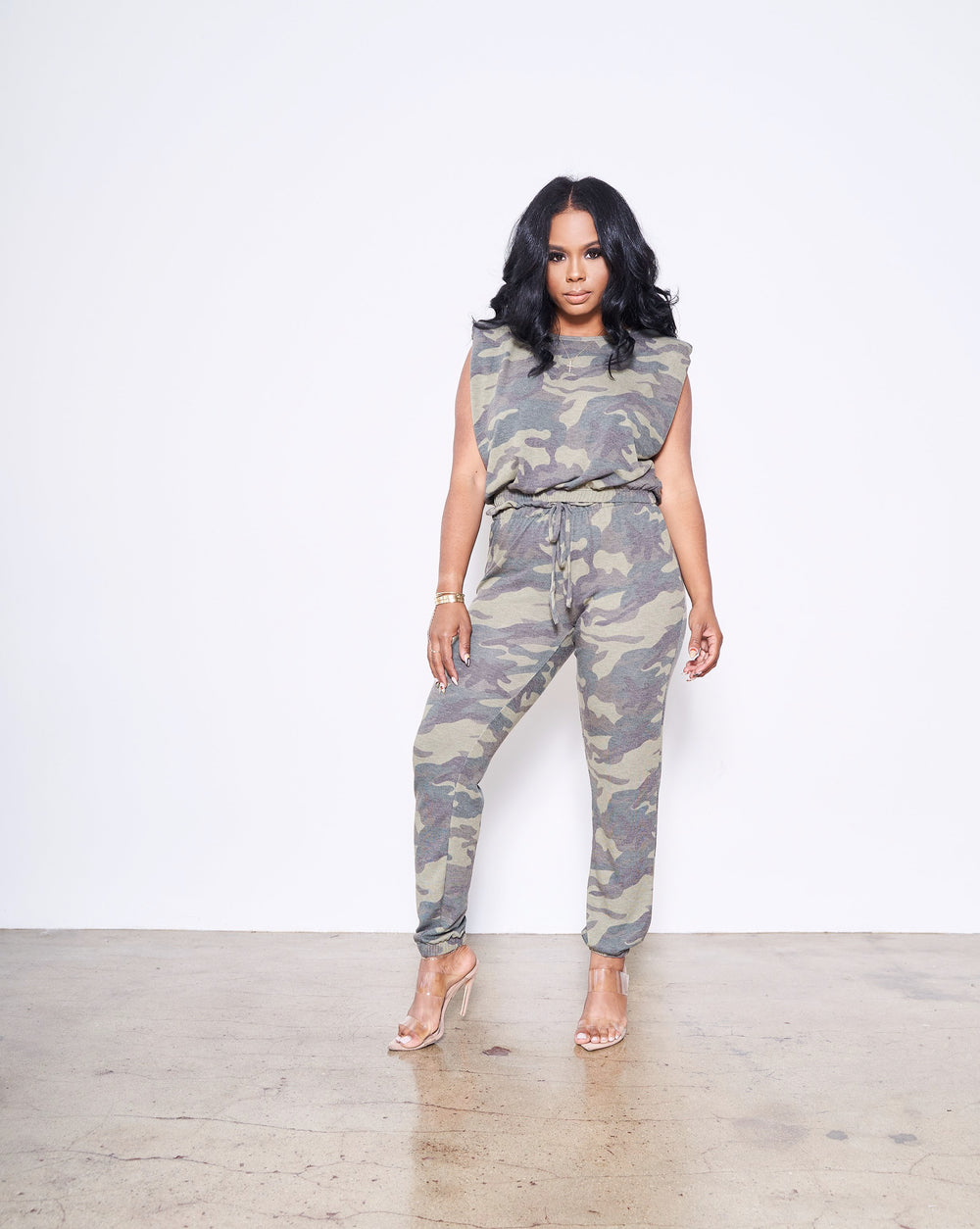 Now You See Me | 2 Piece Camo Set