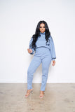 Lay it Down | 2 Piece Set (Blue)