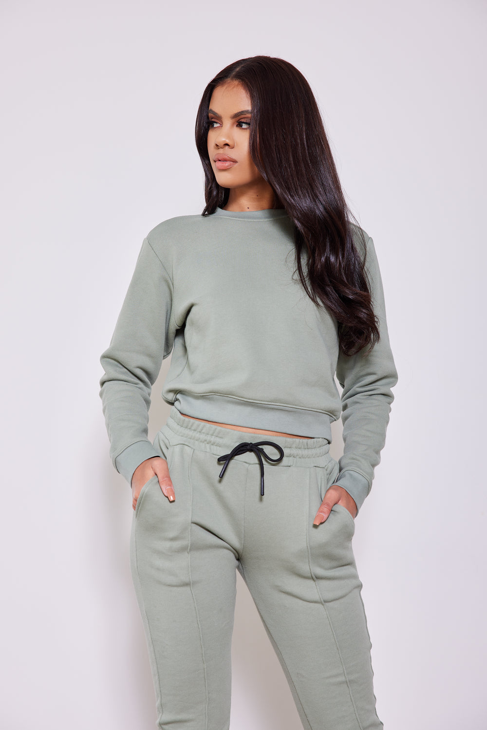 On The Run | Jogger Pants Set