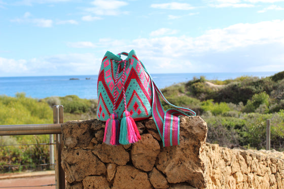 Wayuu Mochila Bag | Pattern Design | Chico