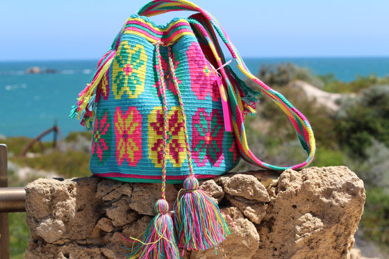 Wayuu Mochila Bag | Pattern Design | Neiva |