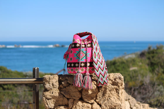 Wayuu Mochila Bag | Pattern Design | Dolly