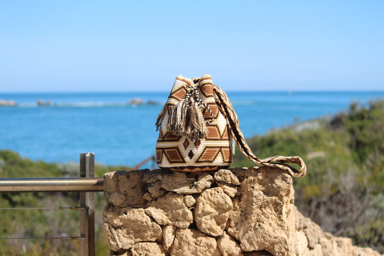 Wayuu Mochila Bag | Pattern Design | Amalia