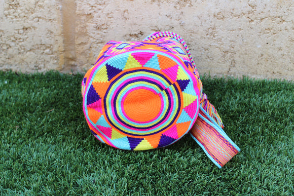 Mochila Bag | Pattern Design  | Nicole |