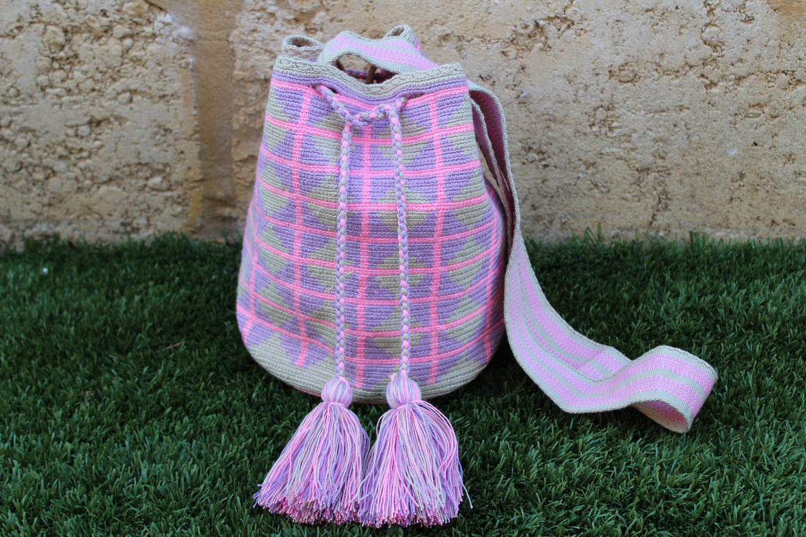 Wayuu Mochila Bag | Pattern Design | Hanny |