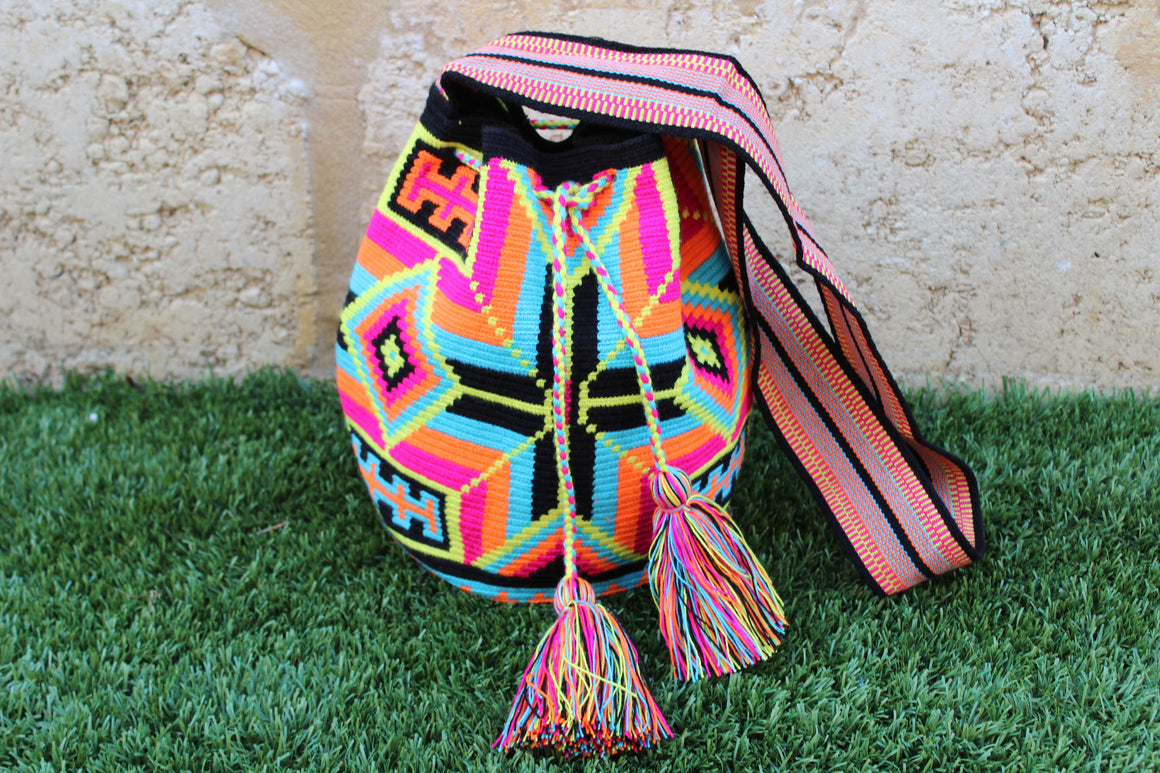 Mochila Bag | Pattern Design  | La Boquita |