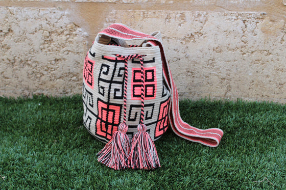 Mochila Bag | Pattern Design  | Sierra |