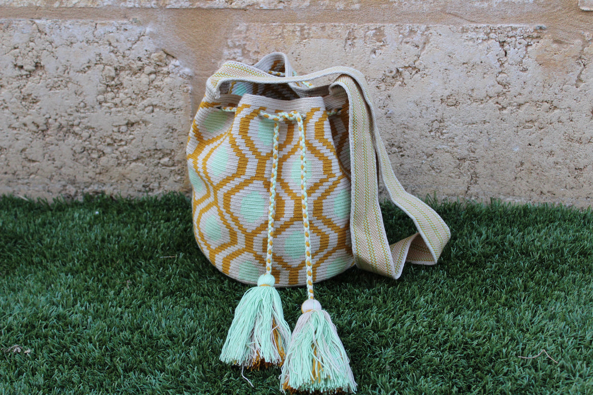 Mochila Bag | Pattern Design  | Rosita  |