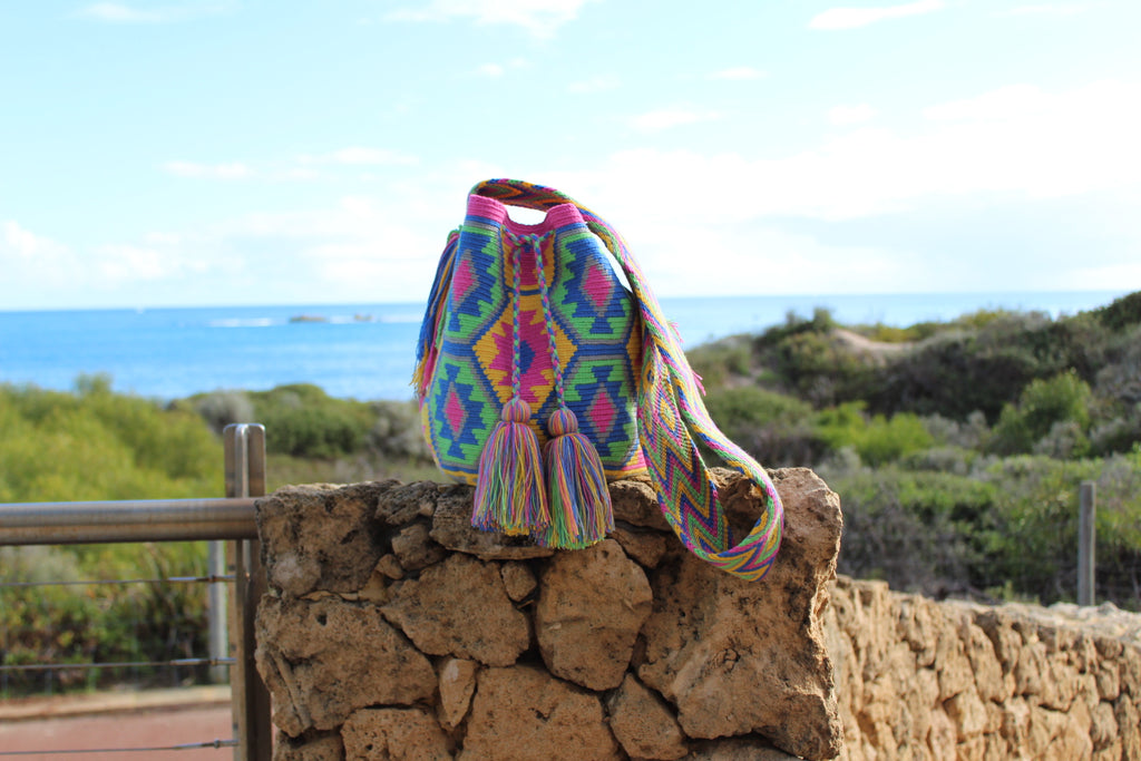 Wayuu Mochila Bag | Pattern Design | Humpa