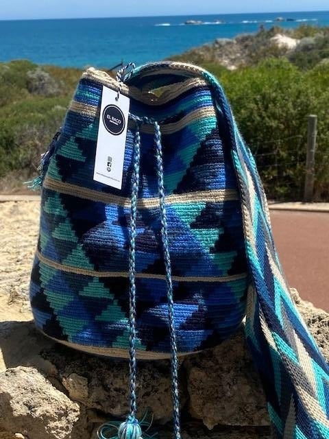 Copy of Mochila Bag | Pattern Design   | Eva |