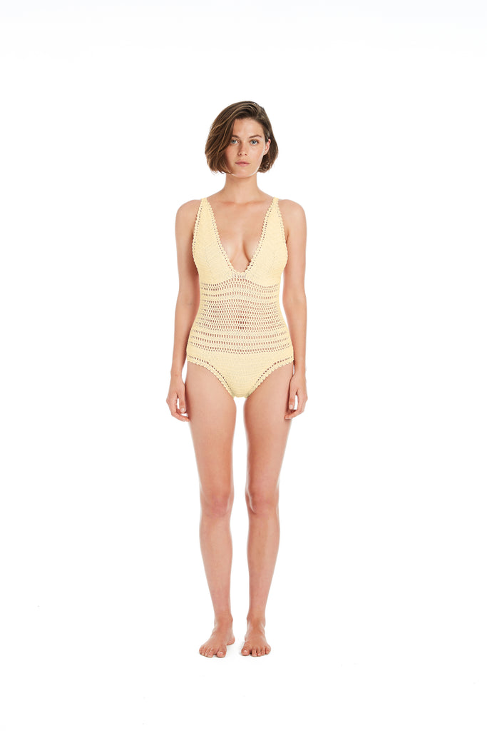 Lalita Cotton Crochet One Piece