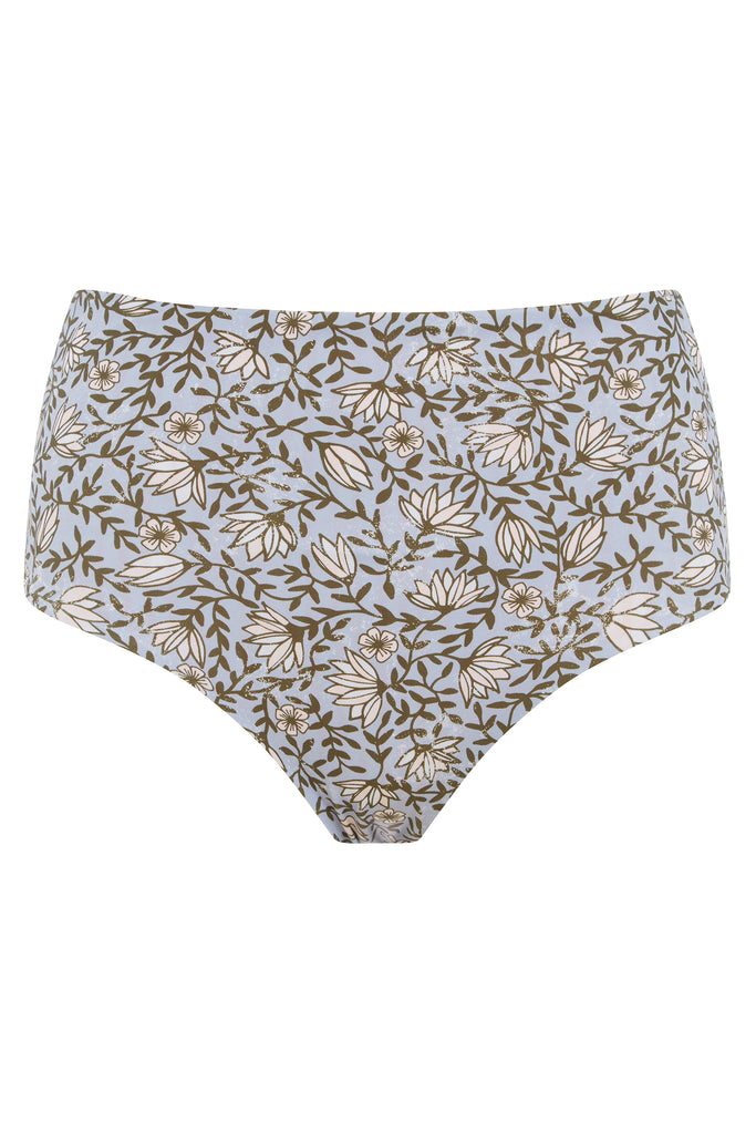 Sita High Waisted Bikini Bottom