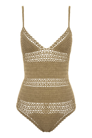 Essential Crochet Baby Doll One Piece