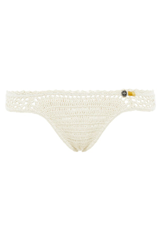 Essential Crochet Cheeky Bikini Bottom