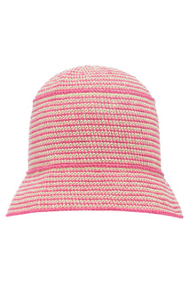 NIRA CROCHET BUCKET HAT