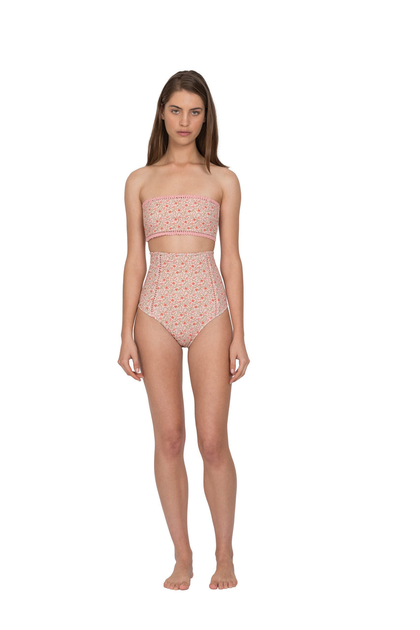 MANA HIGH WAISTED BIKINI BOTTOM