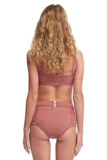 ESSENTIAL HIGH-WAISTED BIKINI BOTTOM