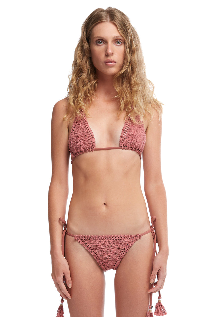 ESSENTIAL TIE-SIDE BIKINI BOTTOM