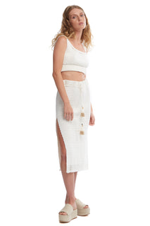 AAHANA CROCHET SKIRT