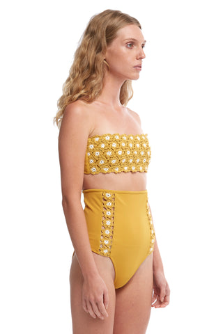 MAALAI HIGH-WAISTED BIKINI BOTTOM