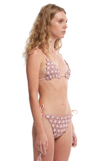 MAALAI SLIDING TRIANGLE BIKINI TOP