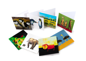 Animal Kingdom Card Series
